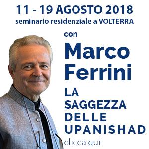 Seminario residenziale con Marco Ferrini Agosto 2018