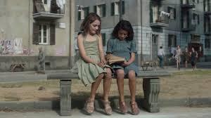 """Immagine dal trailer """"L'amica geniale"""" di Saverio Costanzo tratto dal romanzo di Elena Ferrante"""