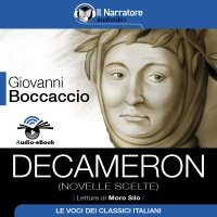 Boccaccio - Decameron (novelle scelte) (Audio-eBook)