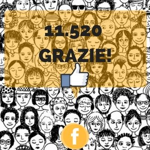Grazie ai nostri followers su FB
