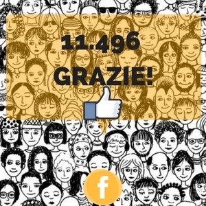 Grazie ai nostri 11.496 followers seguici anche tu su Facebook